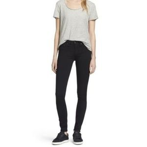 rag & bone Black Legging Jeans Size 27